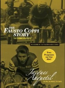 The Fausto Coppi Story & Jacques Anquetil - The Man, The History, The Legend DVD